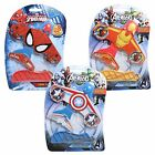 Marvel Sling Shot Foam Plane - Iron Man Captain America or Spiderman