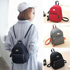 Women's Water Resistant Convertible Nylon Mini Small Backpack Shoulder Bag Purse
