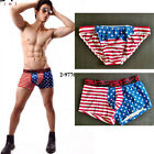 Men's Brief US Flag Underwear