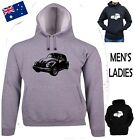 VW Beetle volkswagon Thick Quality HOODIES Ladies Men's Size Funny T-Shirts