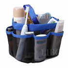 Внешний вид - Portable Mesh Shower Caddy Organizer Storage Basket Travel Tote Bath Gym Bag