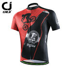 CHEJI New Cycling Bicycle Bike Comfortable Jersey Men's Bike Clothing MTB Jersey