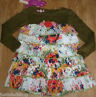 Beetlejuice baby girl longsleeve dress 1-2 y 18-24 m BNWT designer