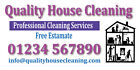 Cleaning Service Ready Made CUSTOM Vinyl Stickers Labels Decals Logos Lettering