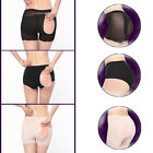 New Push-up Silicone Pads Pants Black Padded Knickers Silicon Buttocks Panty