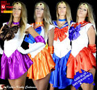 Sailor Moon Sailor Saturn Sailor Venus Sailor Mars Costume Cosplay