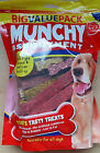 Munchy Assortment Dog Treats Value Pack 90 Pieces Per Pack 100% Natural Chews