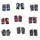 sports Motorcycle winter red full finger Bicycle blue Gloves M-XL black outdoor