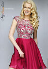 Sherri Hill 32320 Short Cocktail Dress ~LOWEST PRICE GUARANTEED~ NEW Authentic