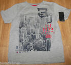 Ecko boy top t-shirt  6-7 y BNWT grey