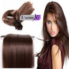 Fashion One Piece 5 Clip Ins 100% Real Remy Human Hair Extensions Hair pieces