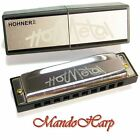 Hohner Harmonica - 572/20 Hot Metal (SELECT KEY) NEW