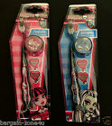 Monster High Soft Toothbrush & Suction Cup Kids Holiday Summer Travel Kit Set