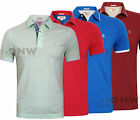 ORIGINAL PENGUIN MEN'S SOFT POLO T SHIRT BLUE, GREEN, RED S, M, L, XL,XXL NEW