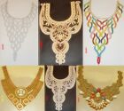 NEW BEADED LACE COLLAR SEQUIN NECK COLLAR DESIGNER SELECTION HIGH QUALITY COLLAR