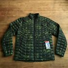 NEW Men's The North Face THERMOBALL FULL ZIP Jacket Insulated