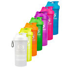 SmartShake Original Series Protein Creatine Pill Powder Beaker Shaker Bottle