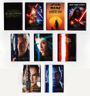 STAR WARS THE FORCE AWAKENS MOVIE POSTER MAGNETS (toy print kylo han bb8 shirt)