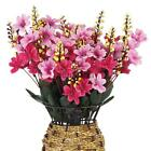 1 Bunch of Artificial Fake Daisy Flower Bouquet Home Wedding Party Decoration