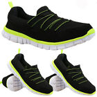 LADIES GIRLS SPORTS LIGHTWEIGHT GYM FITNESS JOGGING CASUAL TRAINERS SHOES SIZE