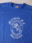 "MILLWALL FC T-Shirt ""We fear no foe - since 125 years"" - Gr. S M L XL XXL 3XL"
