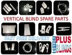 Vertical  Blind Spares Spare  Parts - Weights Chain Cord Hangers Brackets