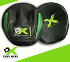 Curved Focus Pads, Hook & Jab, MMA Kick Boxing Muay Thai Punch Mitt Smarty