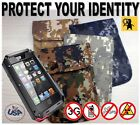 Cellphone Privacy Identity Sheilding Pouch. Stops Unwanted Cellphone Tracking!
