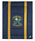 NOTRE DAME IRISH Jersey Comforter Twin Full/Queen LR/SL