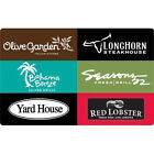 Buy a $50 Darden Restaurants Gift Card get a bonus $10 Code - Email delivery