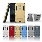 PC+TPU Armor Shockproof Hybrid Kickstand Case Skin Cover for Huawei GR5/Honor 5X