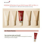 MISSHA M Perfect Cover BB Cream SPF 42 PA+++, Bright, Light, Natural Beige+GIFT