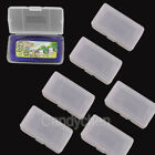 6 / 12 x Plastic Game Cartridge Cases For Nintendo GBA Gameboy Advance Sp & GBM