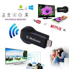 Wireless Wifi Display Dongle Phone to HDMI TV HDTV Video Stream Adapter Receiver