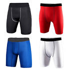 Men's Sports Compression Underwear Armour Shorts Pants Athletic Base Layer DI