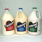 Titebond Wood Glues-US Gallon 3783mls Titebond original Titebond ll Titebond lll