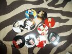 Pre Cut One Inch BETTY BOOP Bottle Cap Images! FREE SHIP $3.4 USD on eBay