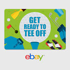 eBay Digital Gift Card - Golf Designs - Email Delivery