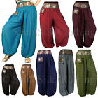 Elephant Harem Yoga Hippie Baggy Women's Smocked Gypsy Aladdin Pants Trousers