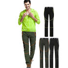 Men's Anti-UV Breathable Quick Dry Elastic Pants For Outdoor Hiking Camping