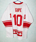 PAVEL BURE 10 CCCP RUSSIA HOCKEY WHITE JERSEY NEW SEWN ANY SIZE