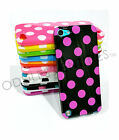 Cute Silicone TPU Polka Dot Case Cover Skin for iPod Touch 5 5th Generation