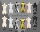 Kyпить QUALITY FEMALE MANNEQUIN TORSO BODY FORM DISPLAY BUST WITH HANGING/STAND OPTIONS на еВаy.соm