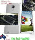 Samsung Galaxy S4 i9500 i9505 New Crystal Clear Silicon TPU Soft Full Cover Case