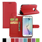 For Samsung Galaxy J7 Phone Case Cover Card Wallet Flip Leather Protective Shell