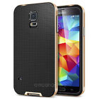 Case Bumblebee Hybrid Slim Armor PC+TPU Back Cover For Samsung Galaxy S5 i9600
