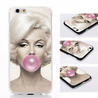 Hard Plastic Marilyn Monroe Case Back Cover Protection For iPhone 6/6Plus SN