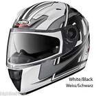 Caberg Vox Speed White Black Motorcycle MOTORBIKE helmet