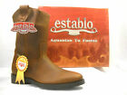mens ESTABLO ROPER work,construction,gardening boot ALL SIZES made in Mexico