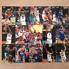 Fleer NBA '95-96 Basketball Trading Cards - Select Your Cards